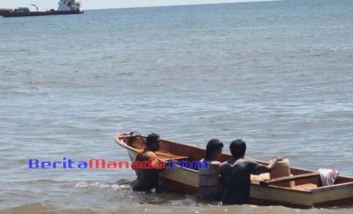 Perahu Terbalik, Satu Keluarga Asal Kahuku Nyaris Tewas