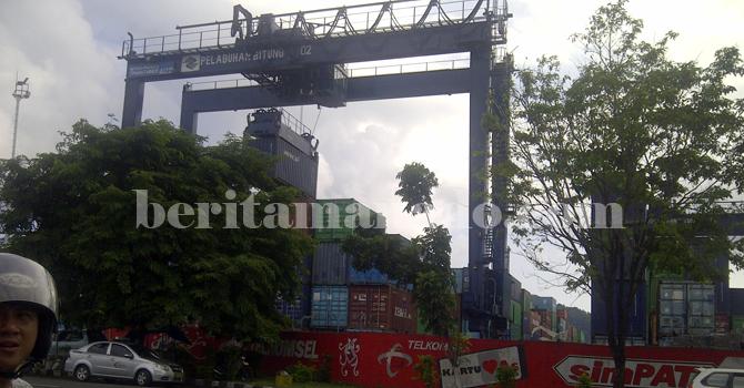 Terminal Petikemas Bitung (foto beritamanado)