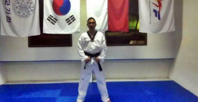 Atlet Tae Kwon Do