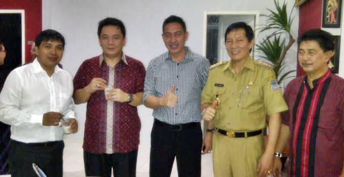 Bersama Walikota