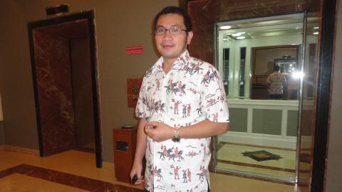 Dr Ferry Liando (foto beritamanado.com)