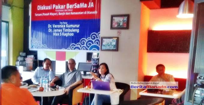 Jemmy Asiku, Veronica Kumurur dan James Timbuleng