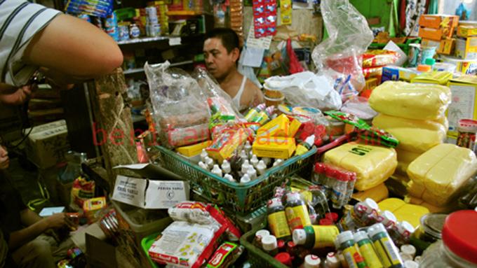 sembako pedagang pasar