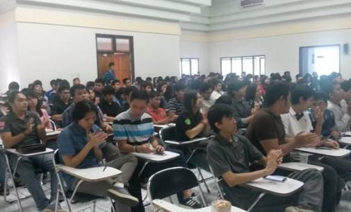 Bahas Technopreneurship, Unika De La Salle Undang Jemmy Asiku
