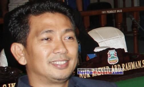 HENGKY KAWALO Ingatkan DPRD Manado Tidak Lagi Paripurna Malam
