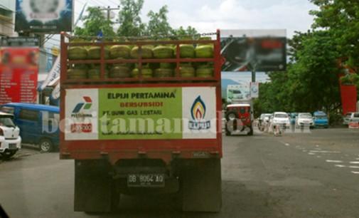 LPG 3 Kg Menghilang di Pasaran