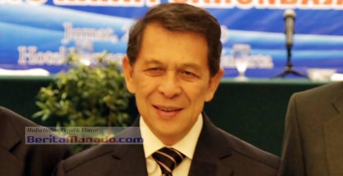 Dr Sinyo Harry Sarundajang - Pulau Bangka