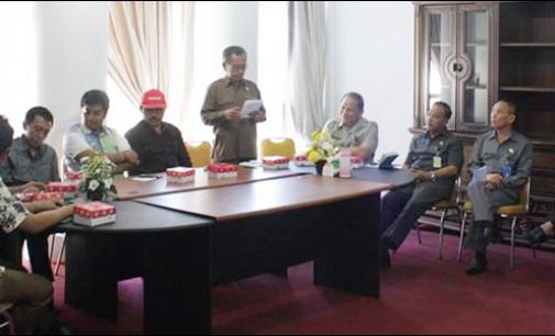 DPRD Kabupaten Batang Kunjungi Tomohon