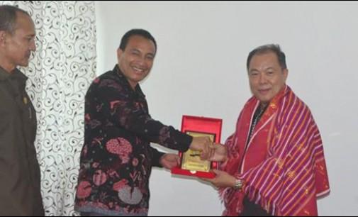 Kunjungi Tomohon, DPRD Kabupaten Karo Belajar Penyelenggaraan TIFF
