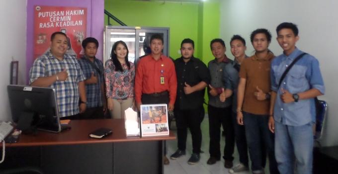 Kunjungan Kerja ke PKY Sulut