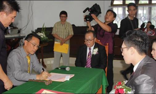 Pemkot Tomohon Sosialisasikan UU Nomor 23 Tahun 2006
