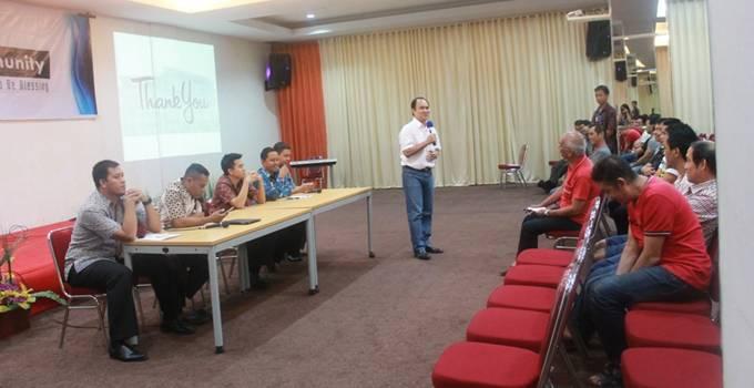 Tenant Gethering itCenter Manado