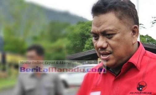 Olly Dondokambey Satu-satunya Kader PDIP di Indonesia Rangkap Jabatan