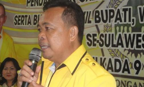 VAP Ketua Gerindra Sulut, Ini Kata DENNY WOWILING