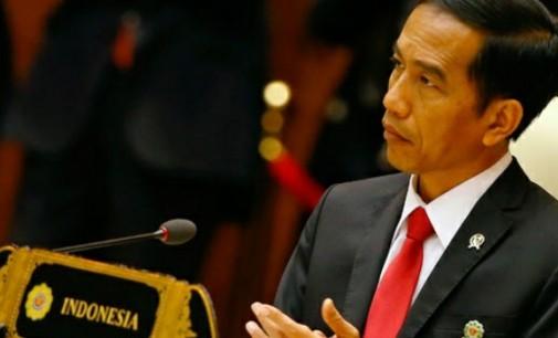 Ini Pidato Pengantar Presiden Joko Widodo di Sidang Kabinet Paripurna Perdana