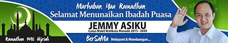 Jemmy Asiku - Selamat Berpuasa