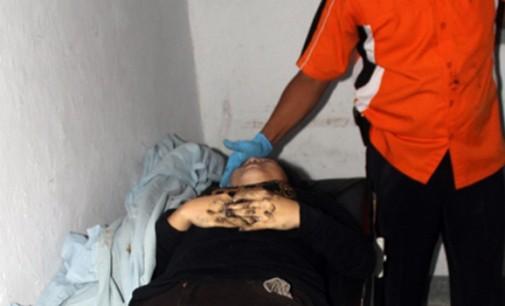 Mayat Tanpa Identitas Diduga Sudah Meninggal 11 Jam Sebelum Tiba di RSUD