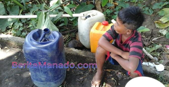 Air bersih airmadidi