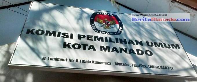 Kantor KPU Manado