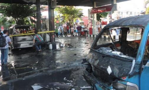 SPBU Boulevard Terbakar, Fernandito Bantah sedang Merokok saat Pengisian BBM