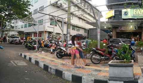 Parkir Siloam