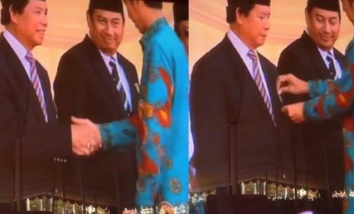 Bupati Minut Terima Penghargaan Satya Lencana Wira Karya dari Presiden
