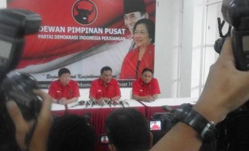 Fraksi PDI Perjuangan DPR-RI Gelar Rapat Kerja