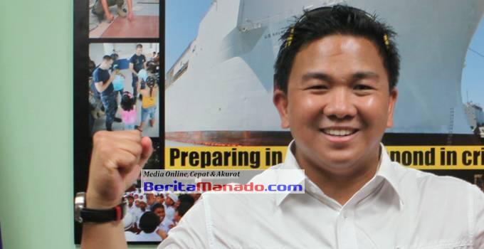 Jackson Kumaat - Ketua DPD KNPI Sulut