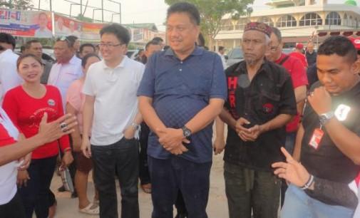Olly: Beri Kesempatan Tiga Tahun kepada Saya dan HJP-ToRa, Banjir Manado Teratasi