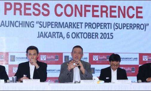Supermarket Properti Pertama di Indonesia Segera Hadir di Manado