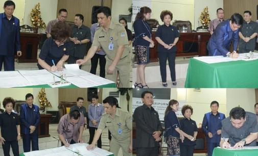 DPRD Manado Perketat Pengawasan Realisasi APBD Perubahan