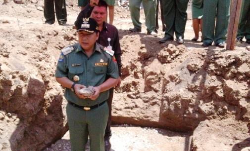 Bupati Sumendap Letakan Batu Pertama Pembangunan RSUD Mitra