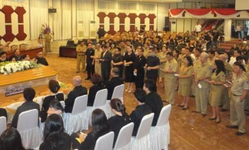 Alm AHJ Purukan Disemayamkan di DPRD Sulut, Meiva Lintang: Kami Kehilangan Tokoh Teladan