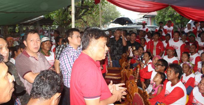Nelayan Manado, Olly Dondokambey, HJP