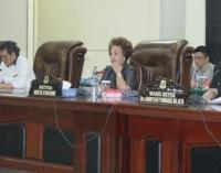 Paripurna DPRD Manado Tentang Masa Akhir Jabatan Wali Kota dan Wawali