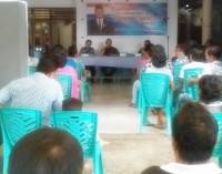 Pelayanan Kelurahan Kurang Baik Terungkap Dalam Reses Jimmy Sangkay