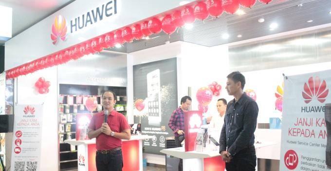Jemmy Asiku - Huawei