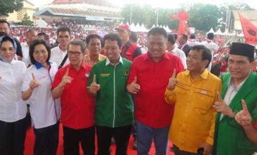 OD-SK Merahkan Manado, Yasti: Olly Sudah Bantu 90 Persen Masjid di Sulut