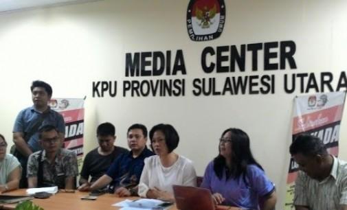 Belum Diputuskan Kapan Dilaksanakan, KPU Sulut Resmi Umumkan Pilkada Manado Ditunda