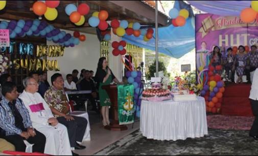 """Selamat HUT ke-56 Pdt HWB Sumakul"""