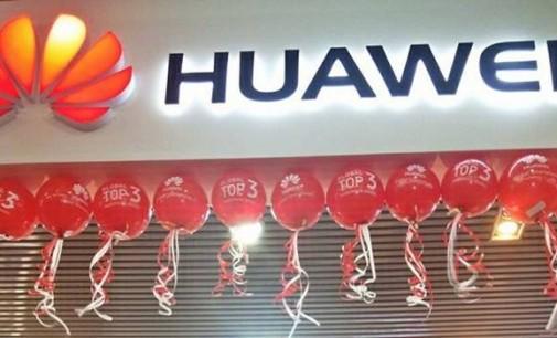Meriah! Grand Opening Huawei Experience Shop