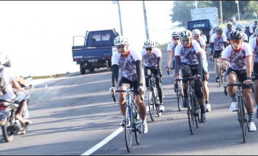 Paramount Land Gelar Fun Bike Tour de Tondano