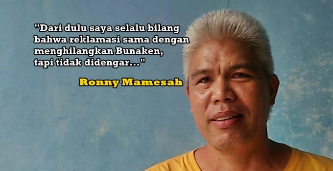 Ronny Mamesah