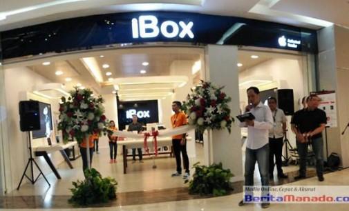 Outlet iBox Pertama di Manado Resmi Dibuka