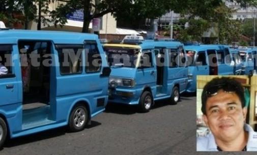 DPRD Manado Minta Pemkot Segera Turunkan Harga Tarif Mikrolet