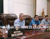 DPRD Manado Tetapkan Tanah Hasil Eksekusi Taas Status Quo