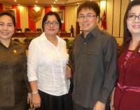 Tugaskan Angouw Ketua Deprov, PDIP Buktikan Sebagai Partai Kader