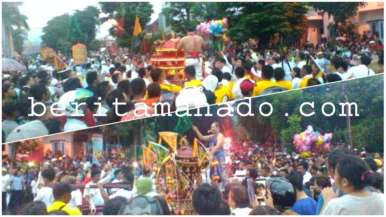 Perayaan Cap Go Meh Kota Bitung