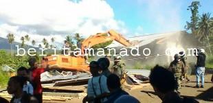 Pemkot Sebut Warga Masata Bongkar Bangunan Sendiri