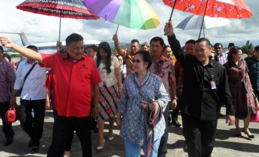 Mega Datang, HJP-ToRa Semakin Kuat
